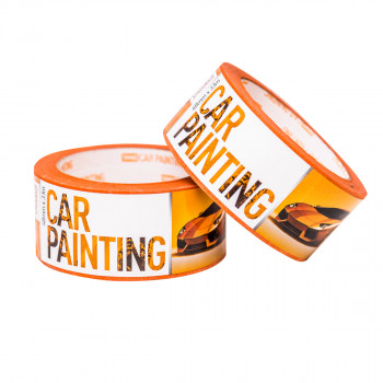 Car-painter masking tape 48mm x 33m, 100ᵒC