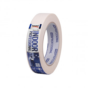 Masking tape Indoor Professional, 24mm x 50m, 70ᵒC