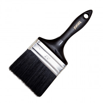 Black Professional brush 90x15