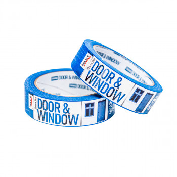 Masking tape Door & Window protection 30mm x 33m, 80ᵒC