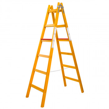 Wooden ladders 2x6