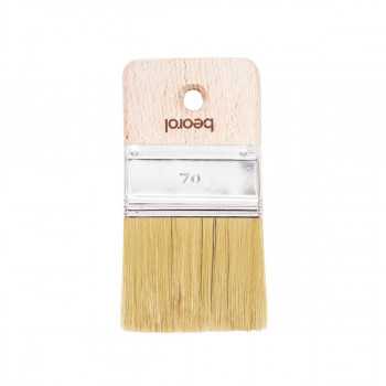 Brush for decorative works 70x9mm