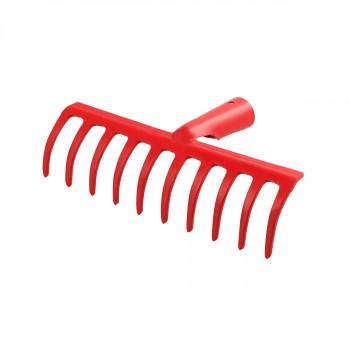 Garden rake 10 teeth