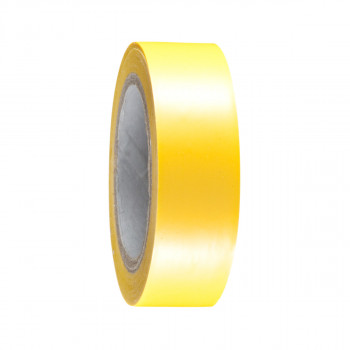 Insulate tape 19mm x 10m, yellow