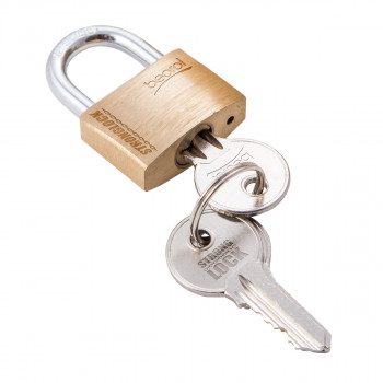 Light Duty Padlock 30mm