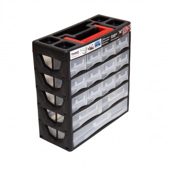 Drawer organizer 16