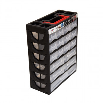 Drawer organizer 18