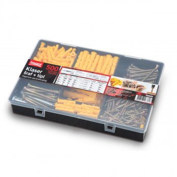 Organizer set screw+plug 500