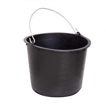 Plastic mortar bucket 20l