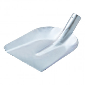 Square shovel 1.5mm galvanized