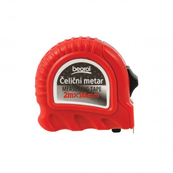 Steel measuring tape 6.5 ft / 2m