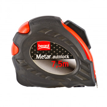 Measuring tape 24 ft / 7.5m autolock