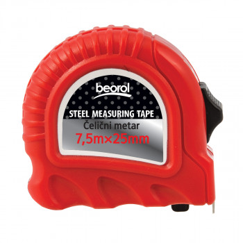 Steel measuring tape 24 ft / 7.5m