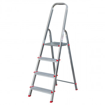 Aluminium ladder 3 steps