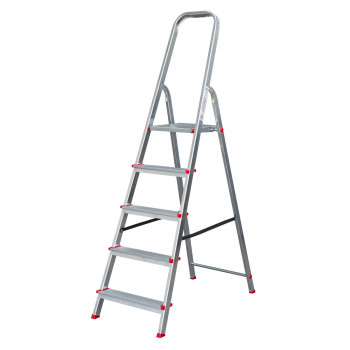 Aluminium ladder 4 steps
