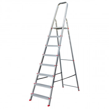 Aluminium ladder 7 steps