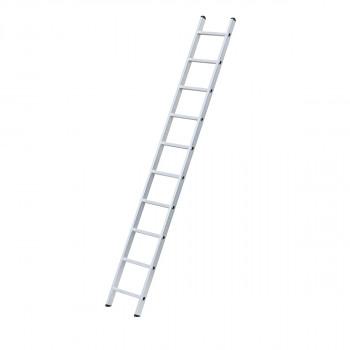 Aluminum single ladder 10 steps