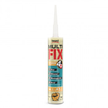 Multifix hybrid transparent 290ml