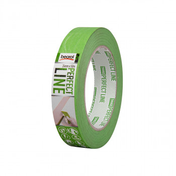 Masking tape Perfect line 24mm x 50m, 80ᵒC