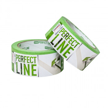 Masking tape Perfect Line 48mm x 33m, 80ᵒC