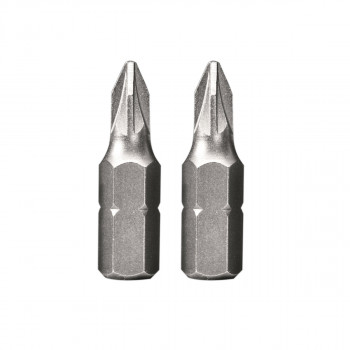 Screwdriver bit PZ1 2pcs