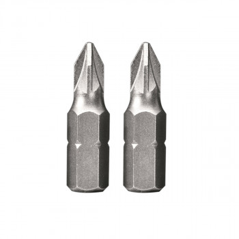 Screwdriver bit PZ2 2pcs
