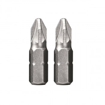 Screwdriver bit PZ3 2pcs