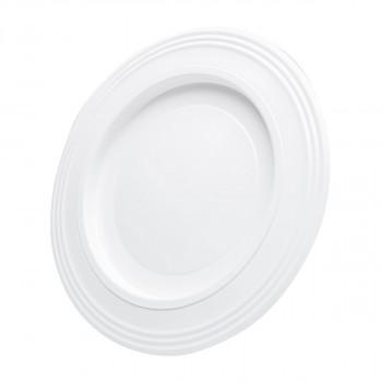 Rosette white ø160