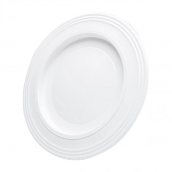 Rosette white ø200