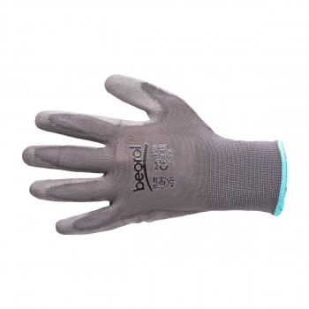 Gloves Bunter gray