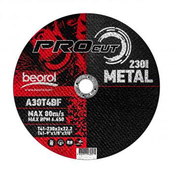 Cutting disc for metal ø230x3mm