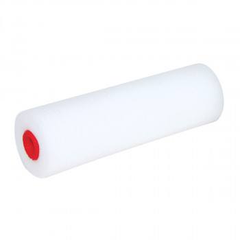 Small paint roller, Sponge 10cm, oil resistant, charge, 1pcs