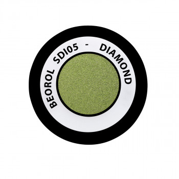 Paint spray diamond effect green Verde Chiaro