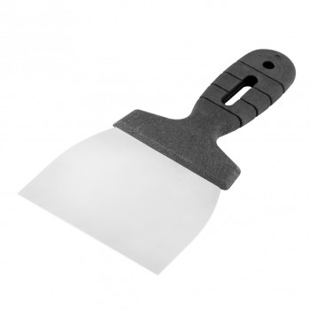 Stainless steel paint spatula 100