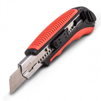 Utility knife, profy, 6 spare blades