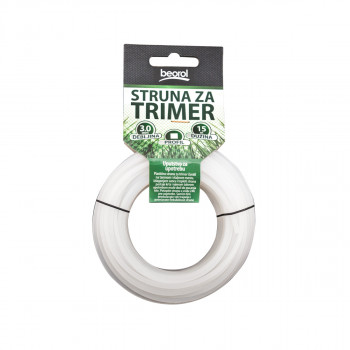 Trimmer line square 3.0mm x 15m