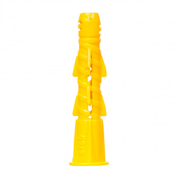 Hollow-wall plastic anchor, 8x50 20/1