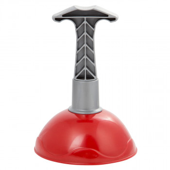 Unclog vacuum rubber