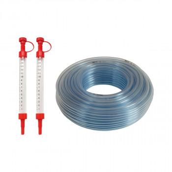 Water level hose + scale 65 ft / 20m