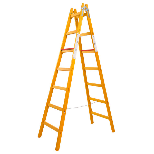 Wooden ladders 2x7