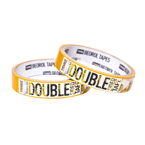 Double sided tape 18mm x 5m
