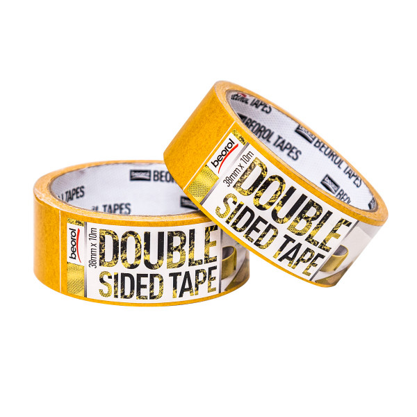 Double sided tape 38mm x 10m