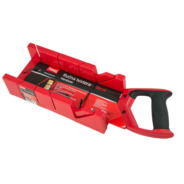 Miter box & Saw Set 30cm