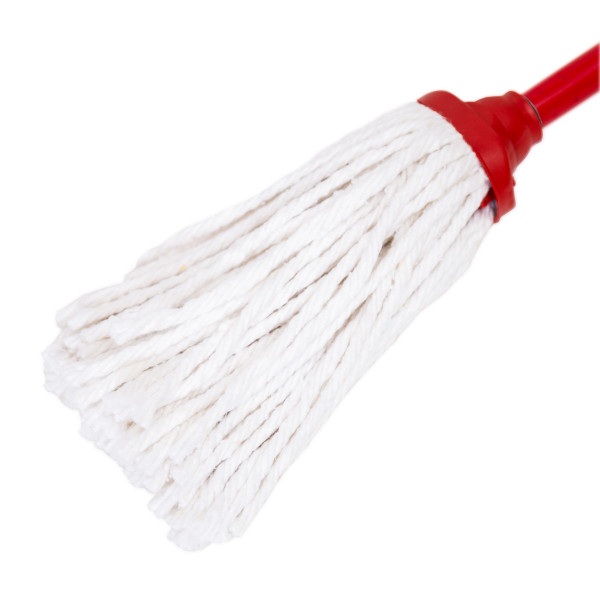 Mop head with handle 140g