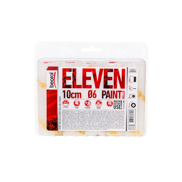 Small paint roller Eleven 10cm charge