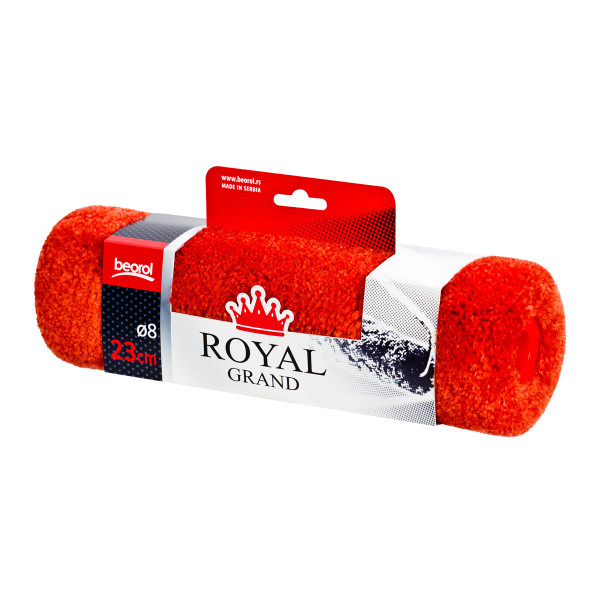 Paint roller Royal Grand 23cm ø8 charge