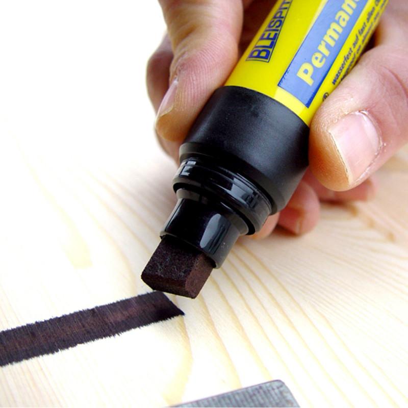 Marker permanent BIG, 4-12 mm, black