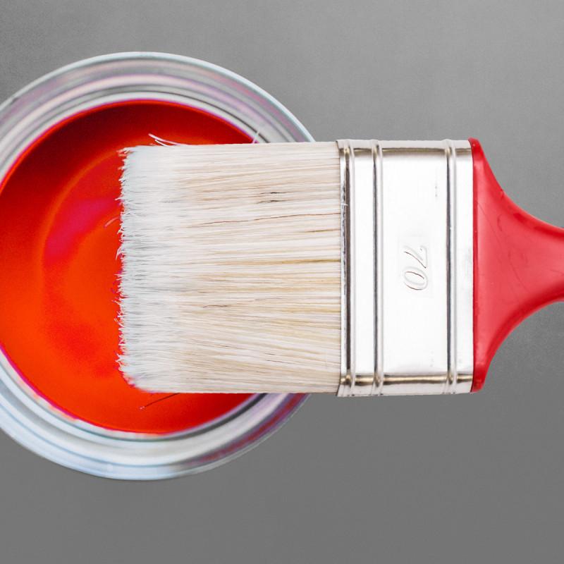 Acrylic brush 70x15