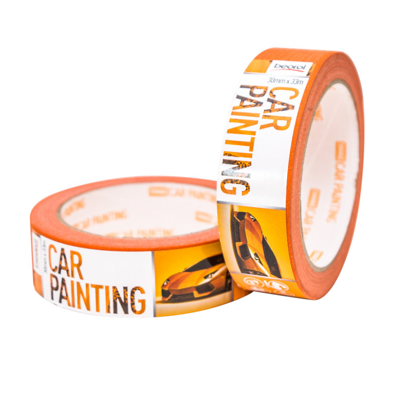 Car-painter masking tape 30mm x 33m, 100ᵒC