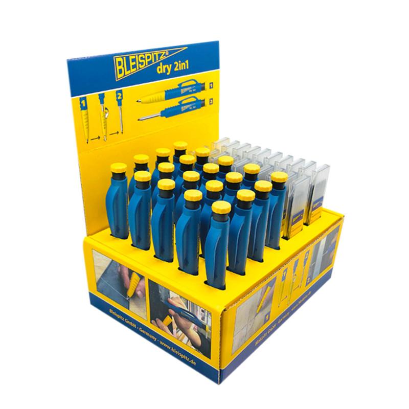 Set BLEISPITZ - Pen 2in1 and refills